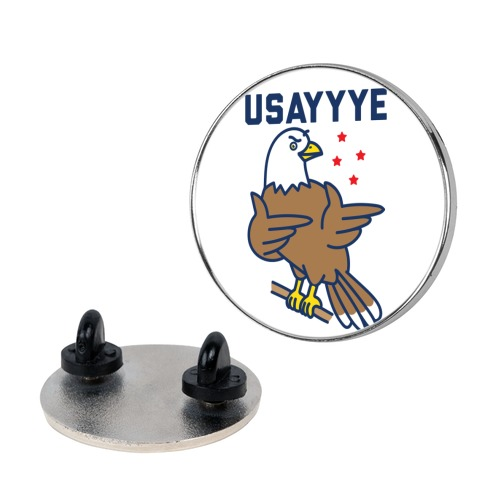 USAYYYE Bald Eagle Pin