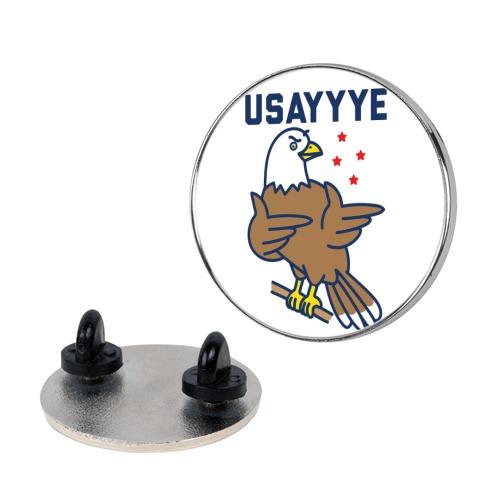 USAYYYE Bald Eagle Pin