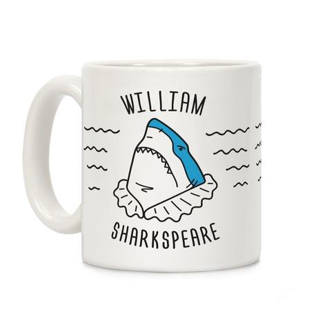 William Sharkspeare Coffee Mug