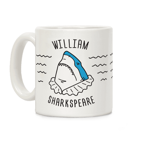 William Sharkspeare Coffee Mug