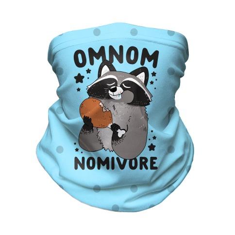 Omnomnomivore Neck Gaiter