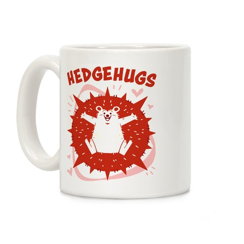 Hedgehugs Coffee Mug
