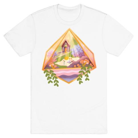 Cottagecore Terrarium T-Shirt