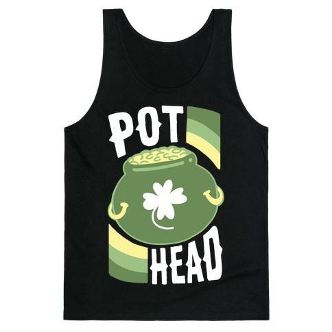 Pot Head - Pot of Gold Tank Top