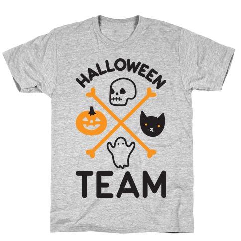 Halloween Team T-Shirt