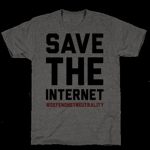Save The Internet #DefendNetNeutrality