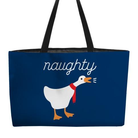 Naughty Goose Weekender Tote