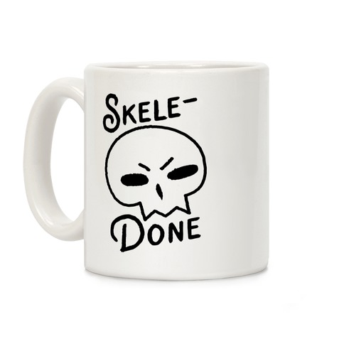 Skele-Done Coffee Mug