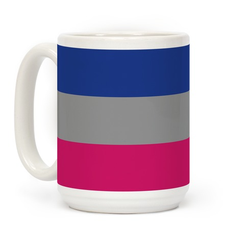 Androgynous Pride Flag Coffee Mug