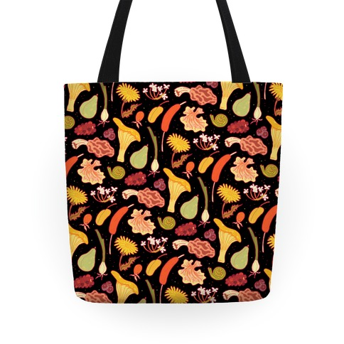 Forage Foral Pattern Tote