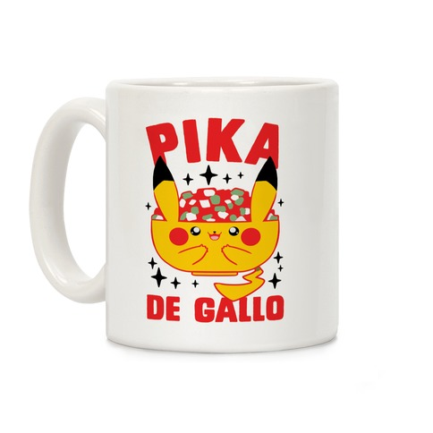 Pika De Gallo Coffee Mug