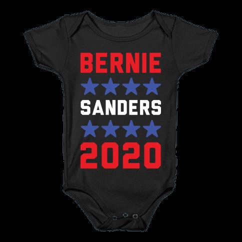 Bernie Sanders 2020 Baby Onesy