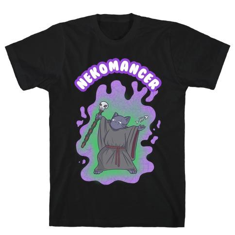 Nekomancer T-Shirt
