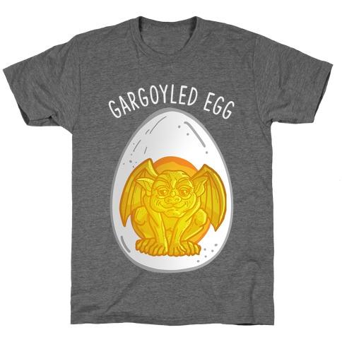 Gargoyled Egg T-Shirt