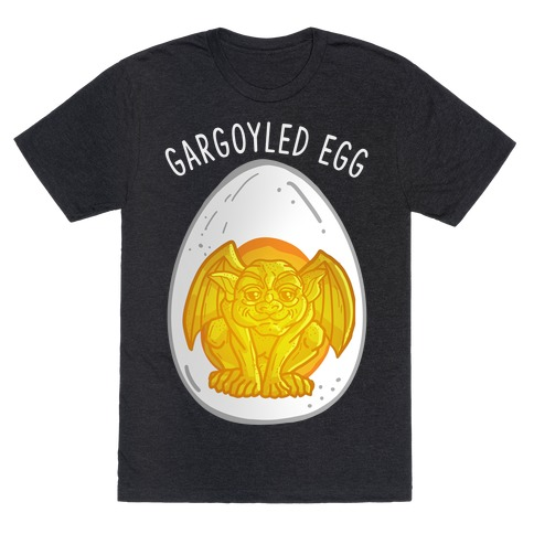 Gargoyled Egg T-Shirt
