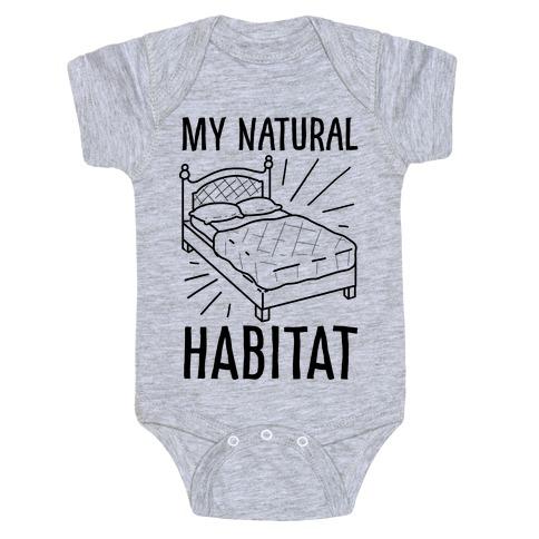 My Natural Habitat Baby Onesy