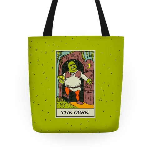 The Ogre Tarot Card Tote