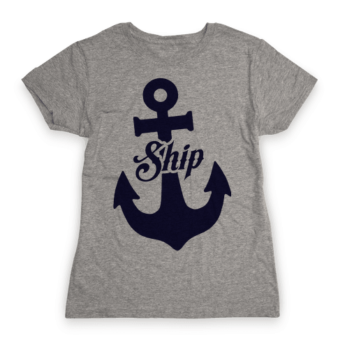 Ship Mates (Ship) Womens T-Shirt
