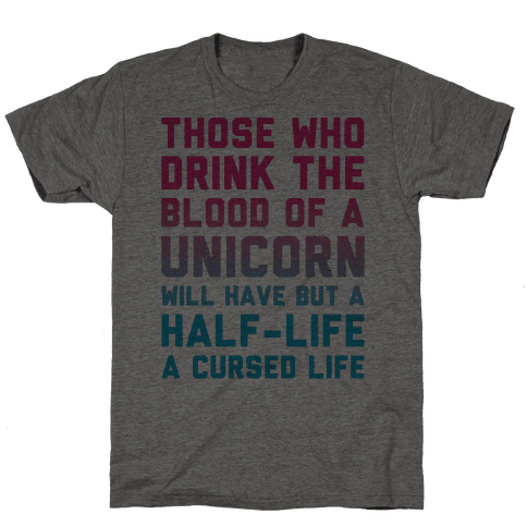 Those Who Drink The Blood Of A Unicorn