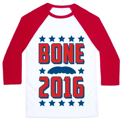Bone 2016 Baseball Tee