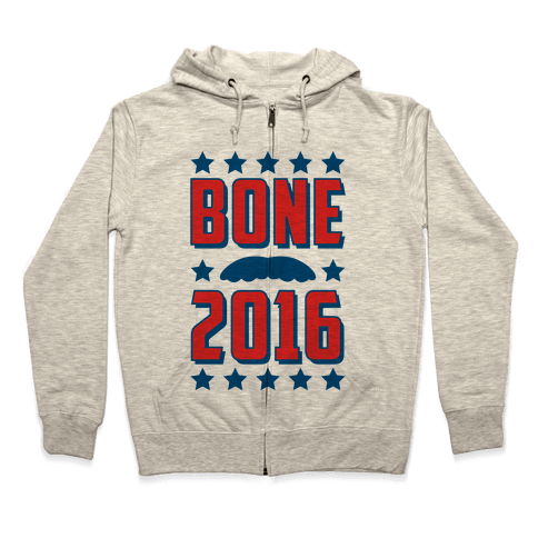 Bone 2016 Zip Hoodie
