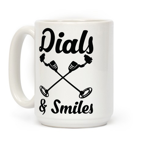 Dials and Smiles Coffee Mug