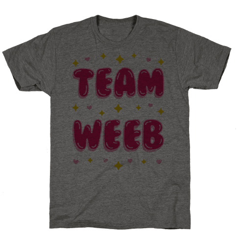 Team Weeb Mens T-Shirt