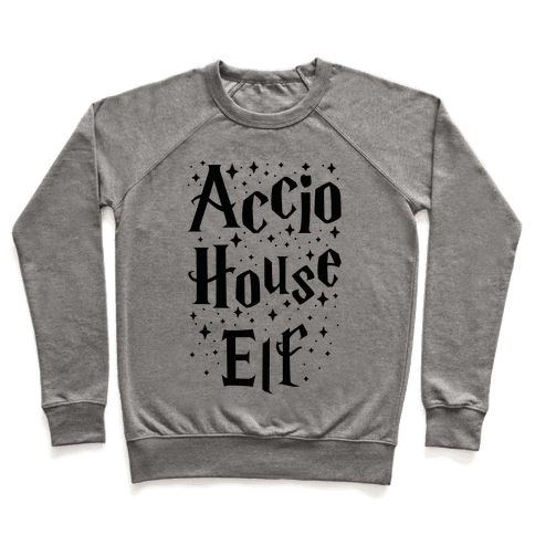 Accio House Elf Pullover