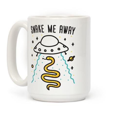 Snake Me Away Coffee Mug