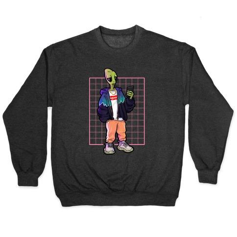 Hypebeast Alien Pullover