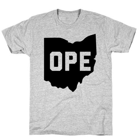 Ope Ohio T-Shirt