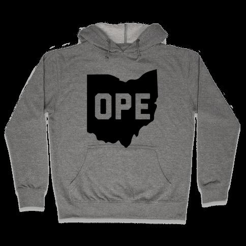 Ope Ohio Hooded Sweatshirt