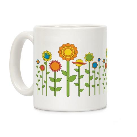 Plant Planets Coffee Mug