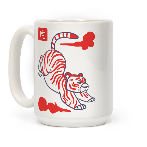 Tiger - Chinese Zodiac Coffee Mug