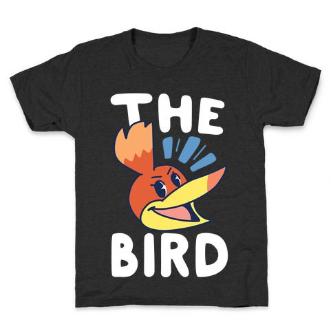 The Bird (1 of 2 pair) Kids T-Shirt