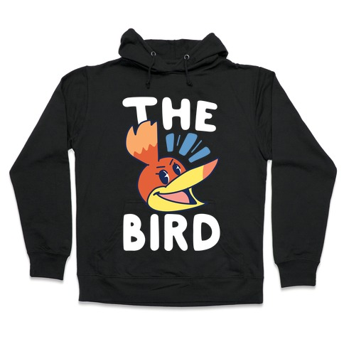 The Bird (1 of 2 pair) Hooded Sweatshirt