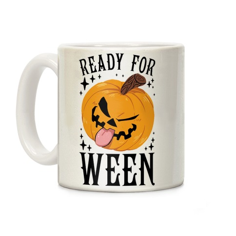 Ready For Ween Coffee Mug
