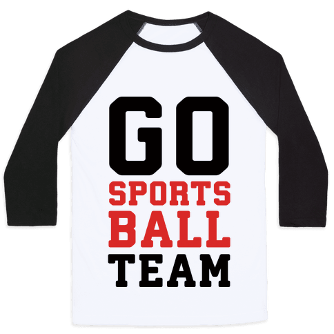 Go Sports Ball Team