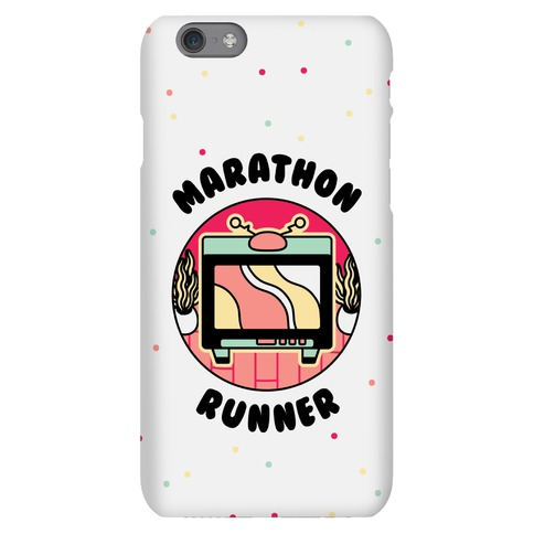 (TV) Marathon Runner Phone Case
