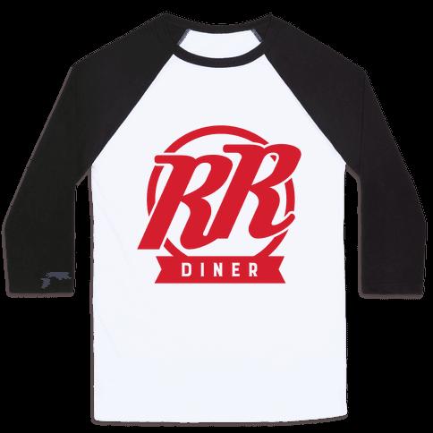 Double R Diner Logo Baseball Tee