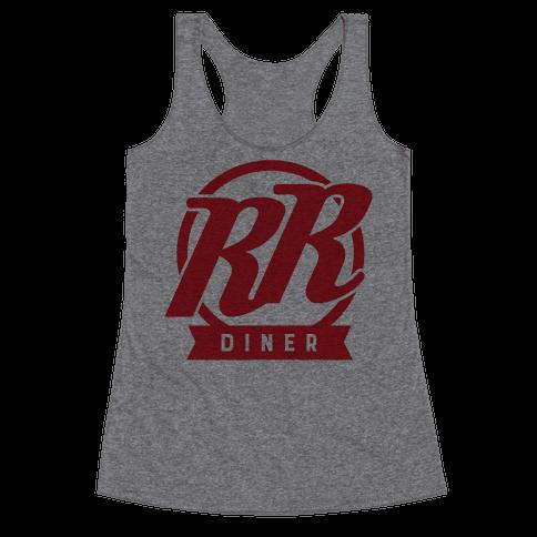 Double R Diner Logo Racerback Tank Top