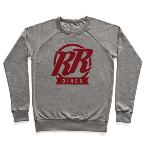 Double R Diner Logo Pullover