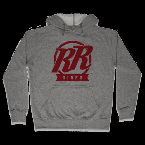 Double R Diner Logo Hooded Sweatshirt
