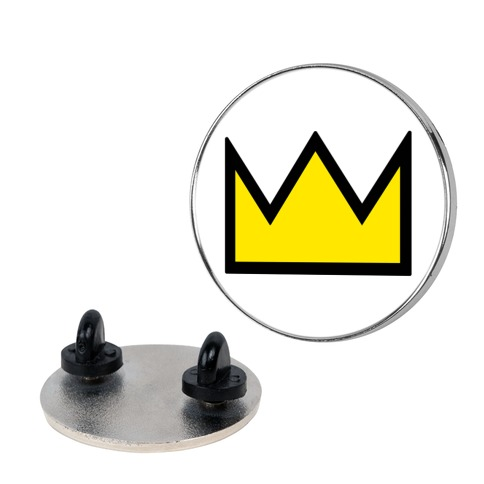 Betty's Crown pin