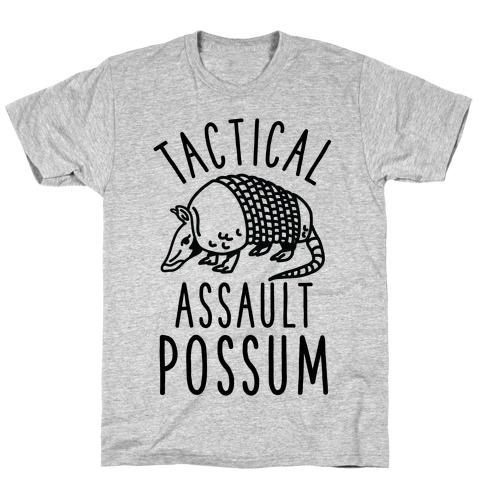 Tactical Assault Possum T-Shirt