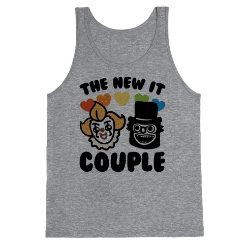 The New It Couple Parody Tank Top