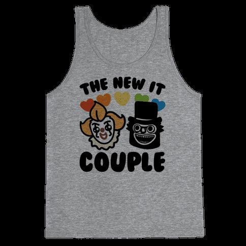 The New It Couple Parody Tank Top