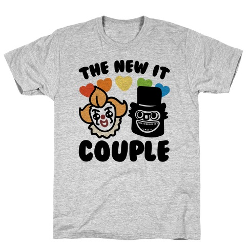 The New It Couple Parody T-Shirt