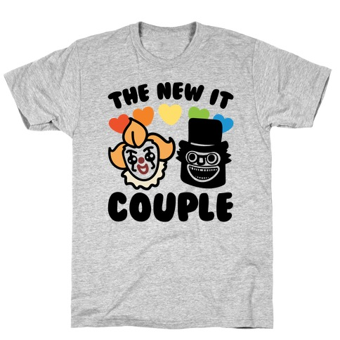 The New It Couple Parody T-Shirt