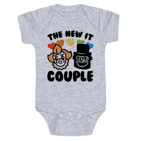 The New It Couple Parody Baby Onesy